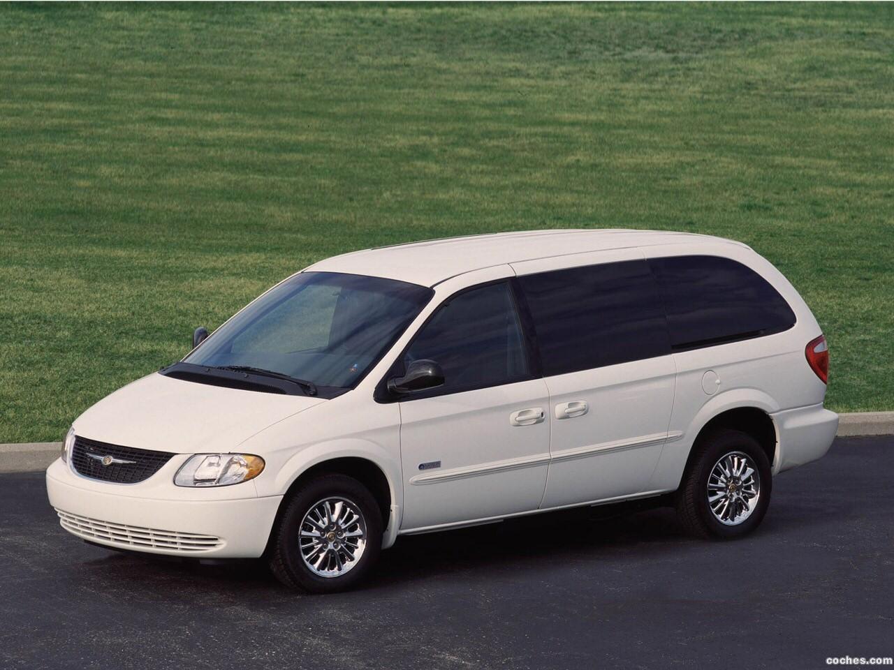 Fotos De Chrysler Voyager 2003