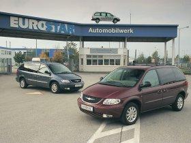 Ver foto 10 de Chrysler Voyager 2003