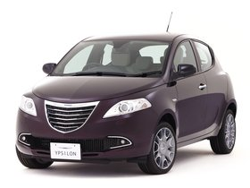 Fotos de Chrysler Ypsilon Purple 2013