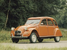 Fotos de Citroen 2CV 6 1971