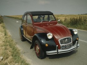 Fotos de Citroen 2CV 6 Charleston 1985