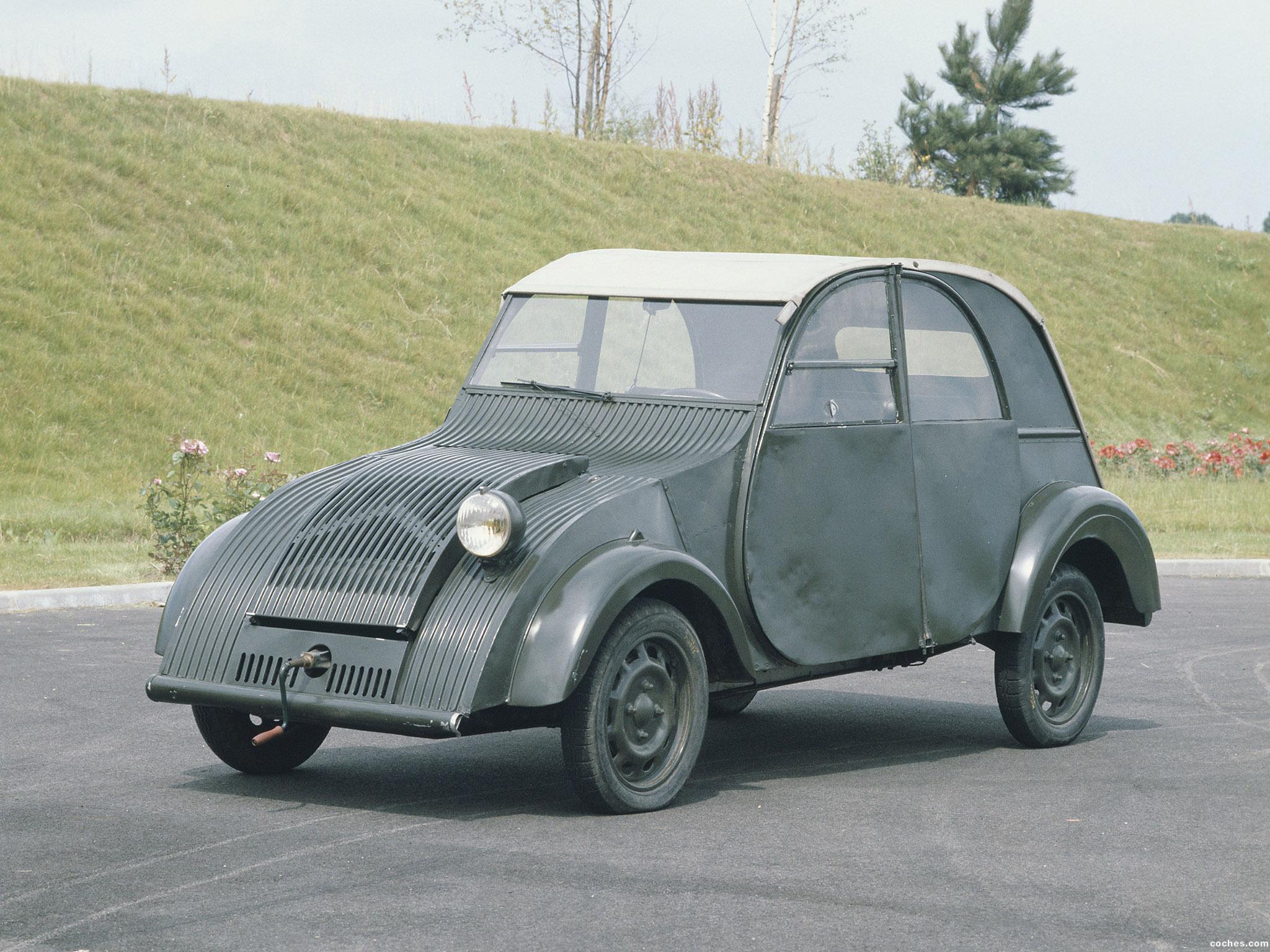 citroen 2cv prototype 1941 r2 Citroen 2CV Prototype 1941