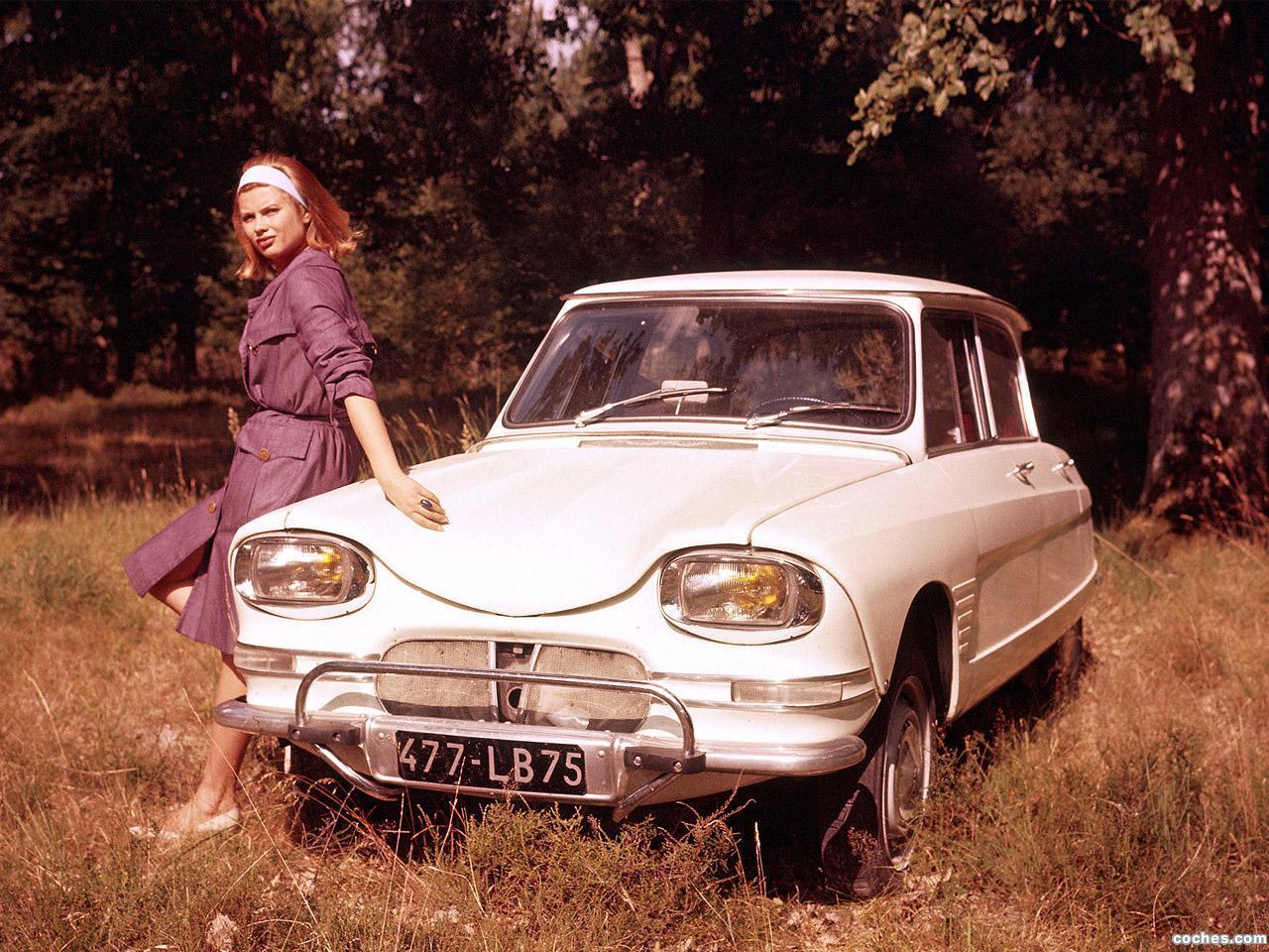 Foto 0 de Citroen AMI 6 1961