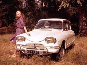 Ver foto 1 de Citroen AMI 6 1961