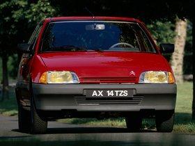 Ver foto 11 de Citroen 3 puertas 1986