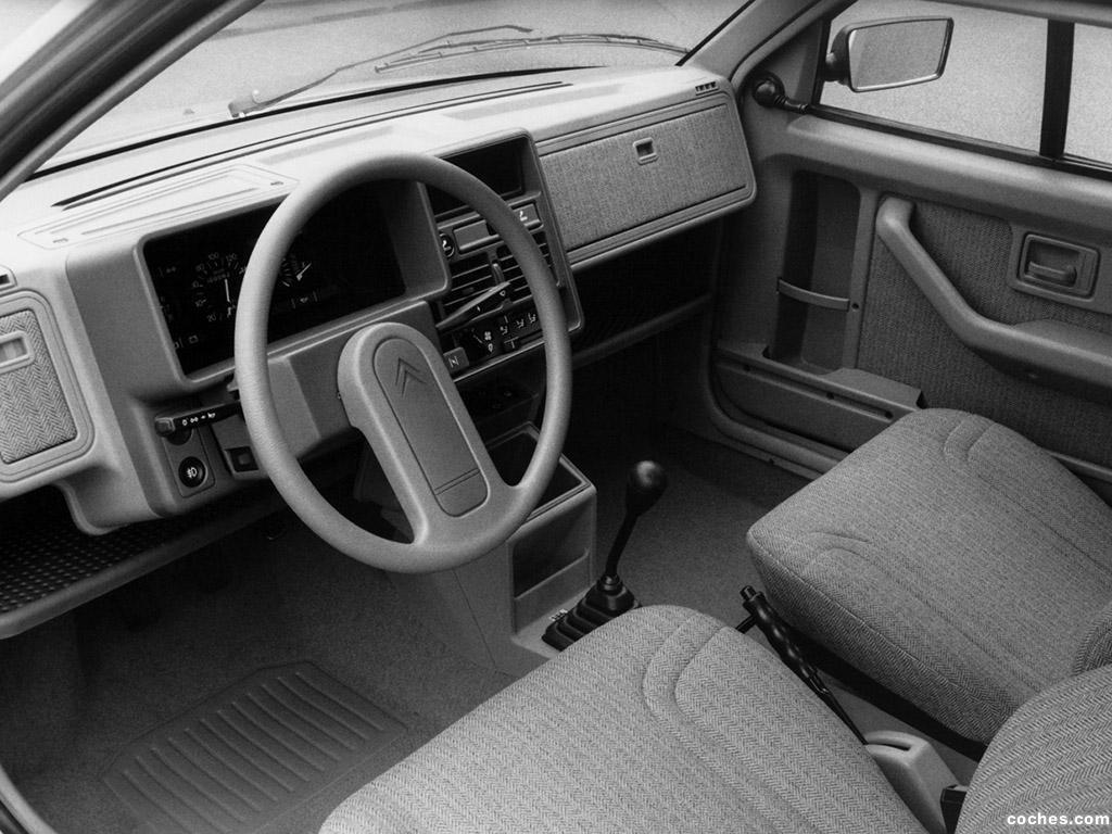 Foto 2 de Citroen 3 puertas 1991