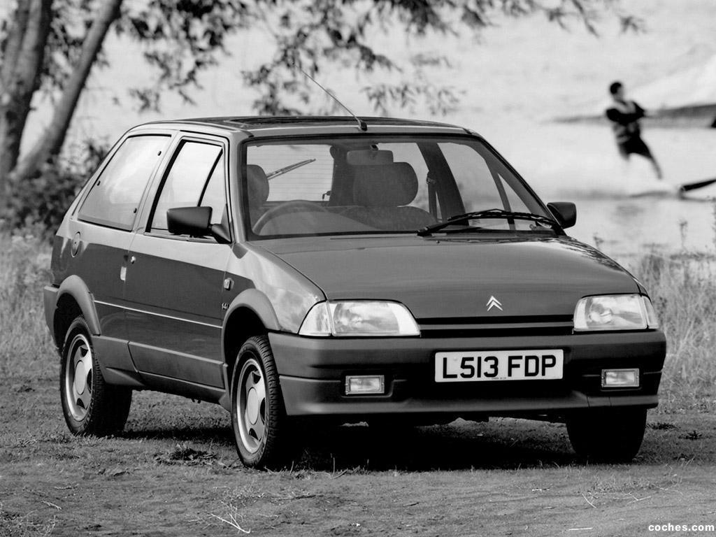 Foto 0 de Citroen 3 puertas 1991