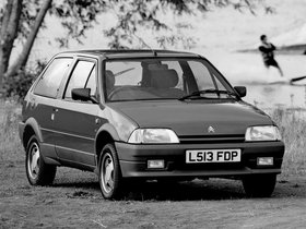 Fotos de Citroen 3 puertas 1991