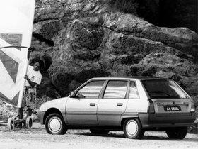 Ver foto 4 de Citroen 5 puertas 1988