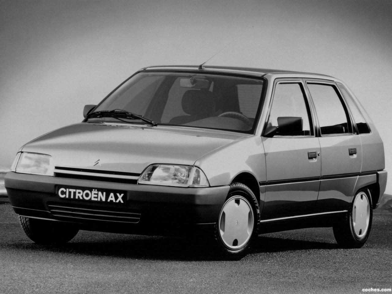 Foto 0 de Citroen 5 puertas 1988