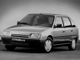 Ver foto 1 de Citroen 5 puertas 1988