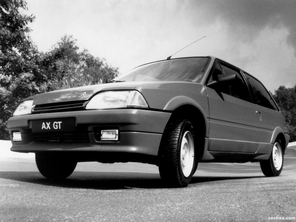 Foto 0 de Citroen GT 1986