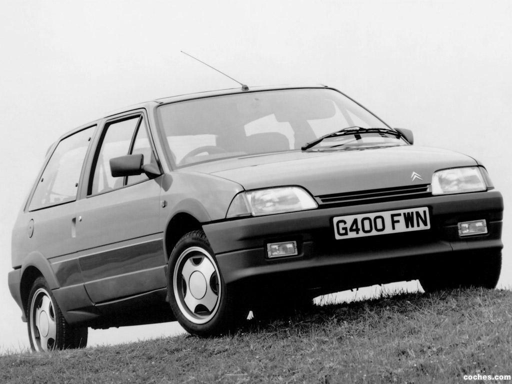 Foto 0 de Citroen AX GT UK 1986