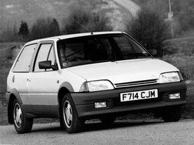 Ver foto 7 de Citroen AX GT UK 1986