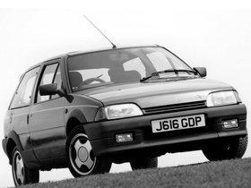 Ver foto 6 de Citroen AX GT UK 1986