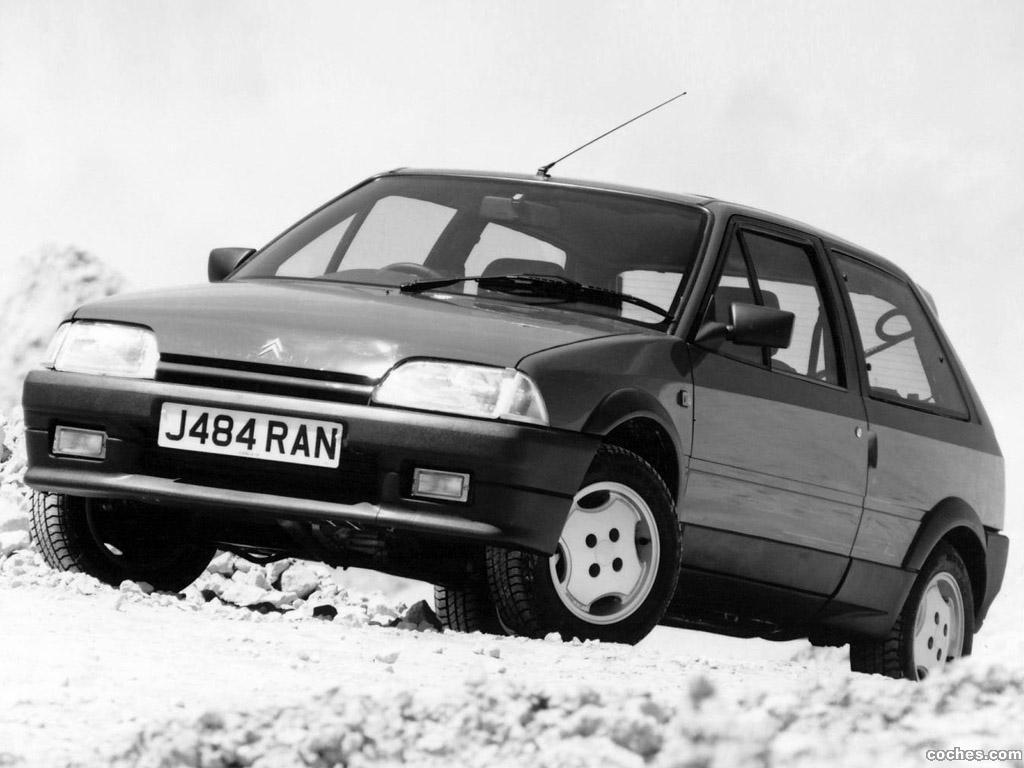 Foto 0 de Citroen AX GTi UK 1990