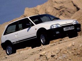 Ver foto 2 de Citroen AX GTi UK 1990