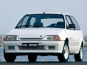 Fotos de Citroen AX Sport 1986