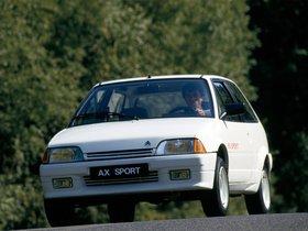 Ver foto 8 de Citroen AX Sport 1986
