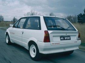 Ver foto 7 de Citroen AX Sport 1986