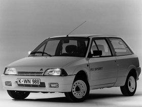 Ver foto 6 de Citroen AX Sport 1986
