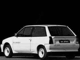 Ver foto 5 de Citroen AX Sport 1986