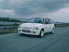 Ver foto 4 de Citroen AX Sport 1986