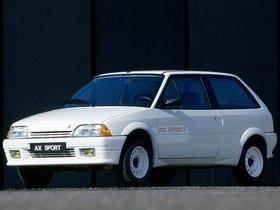 Ver foto 3 de Citroen AX Sport 1986