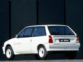 Ver foto 2 de Citroen AX Sport 1986