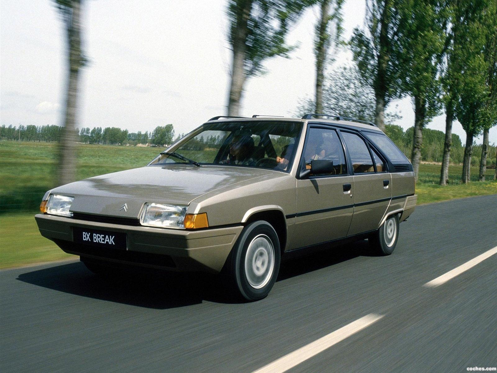 Foto 0 de Citroen BX Break 1985