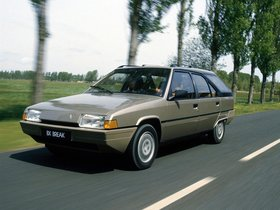 Fotos de Citroen BX