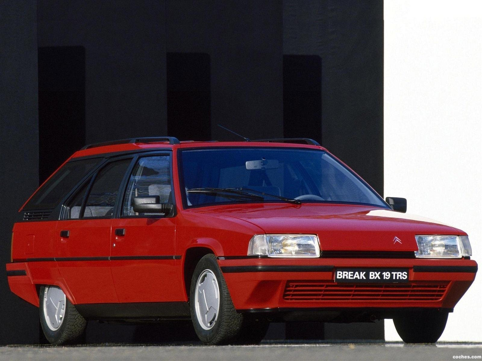 Foto 0 de Citroen BX Break 1986
