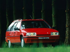 Ver foto 2 de Citroen BX Break 1986