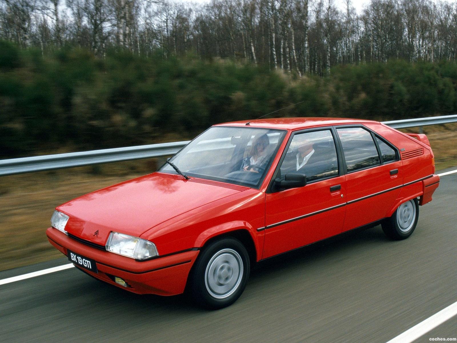 Foto 0 de Citroen BX GTI-1987