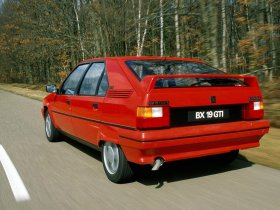 Ver foto 2 de Citroen BX GTI-1987