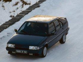 Ver foto 2 de Citroen BX GTi 4x4 1988