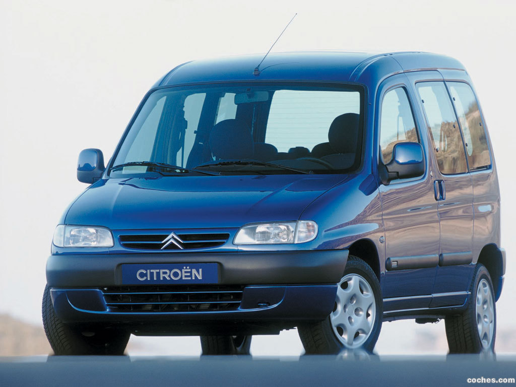 Foto 0 de Citroen Berlingo 1996