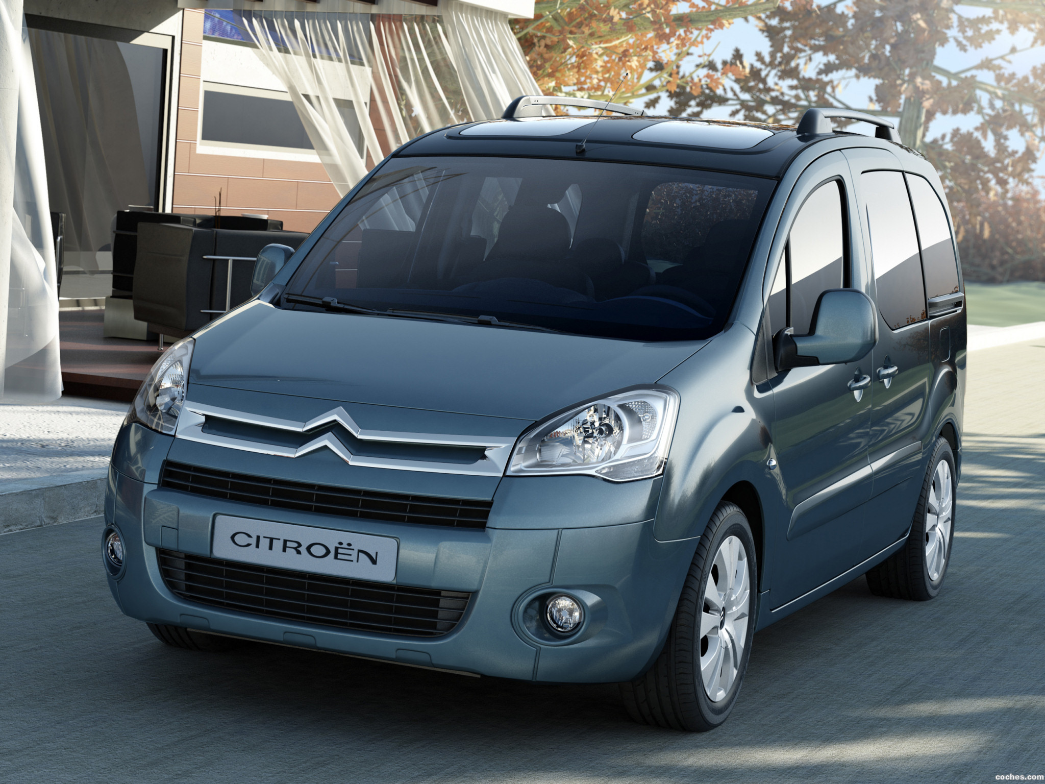Foto 0 de Citroen Berlingo 2008