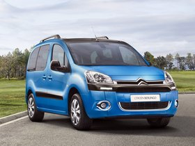 Ver foto 1 de Citroen Berlingo Multispace 2012