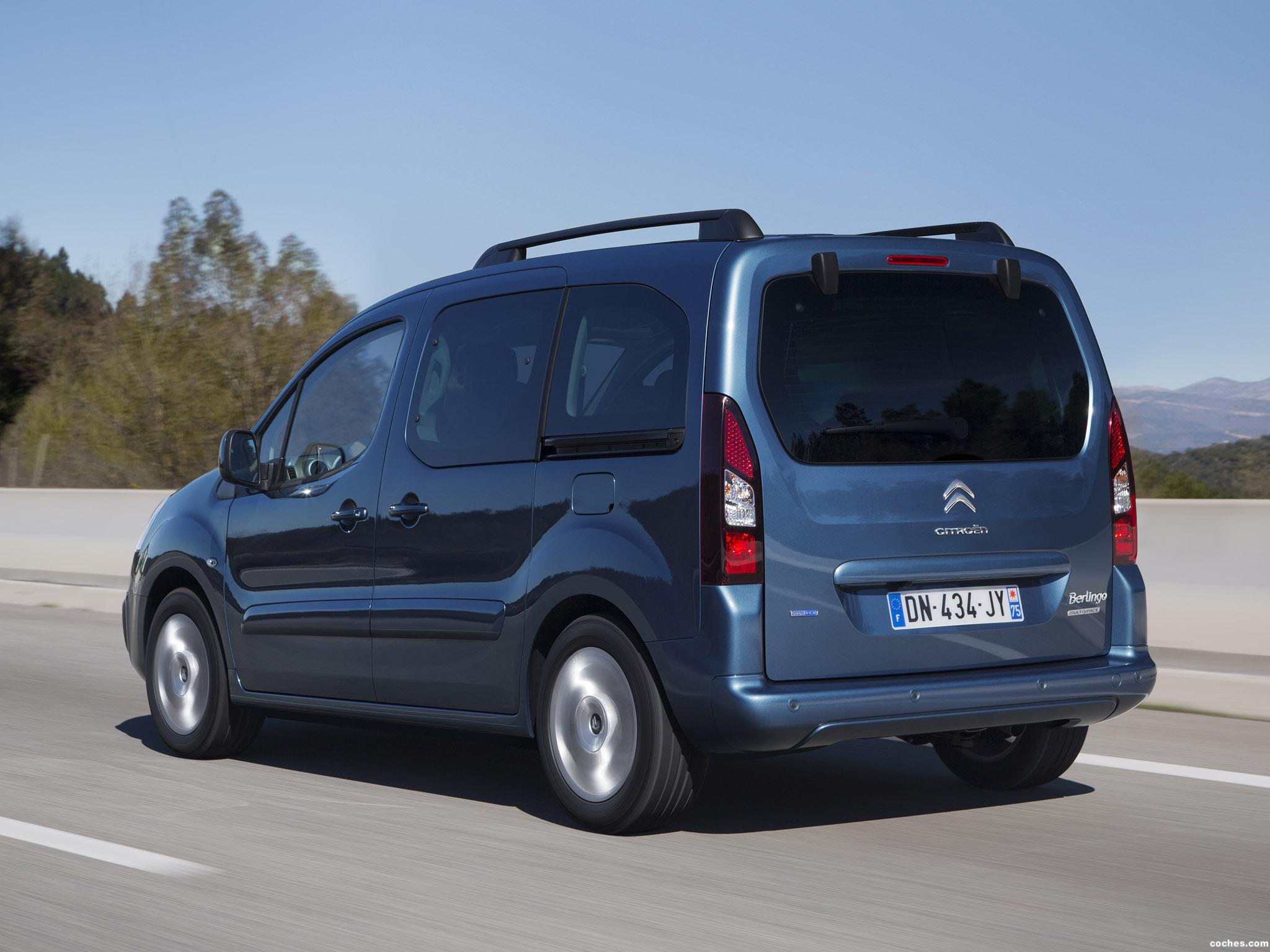Foto 4 de Citroen Berlingo Multispace 2015