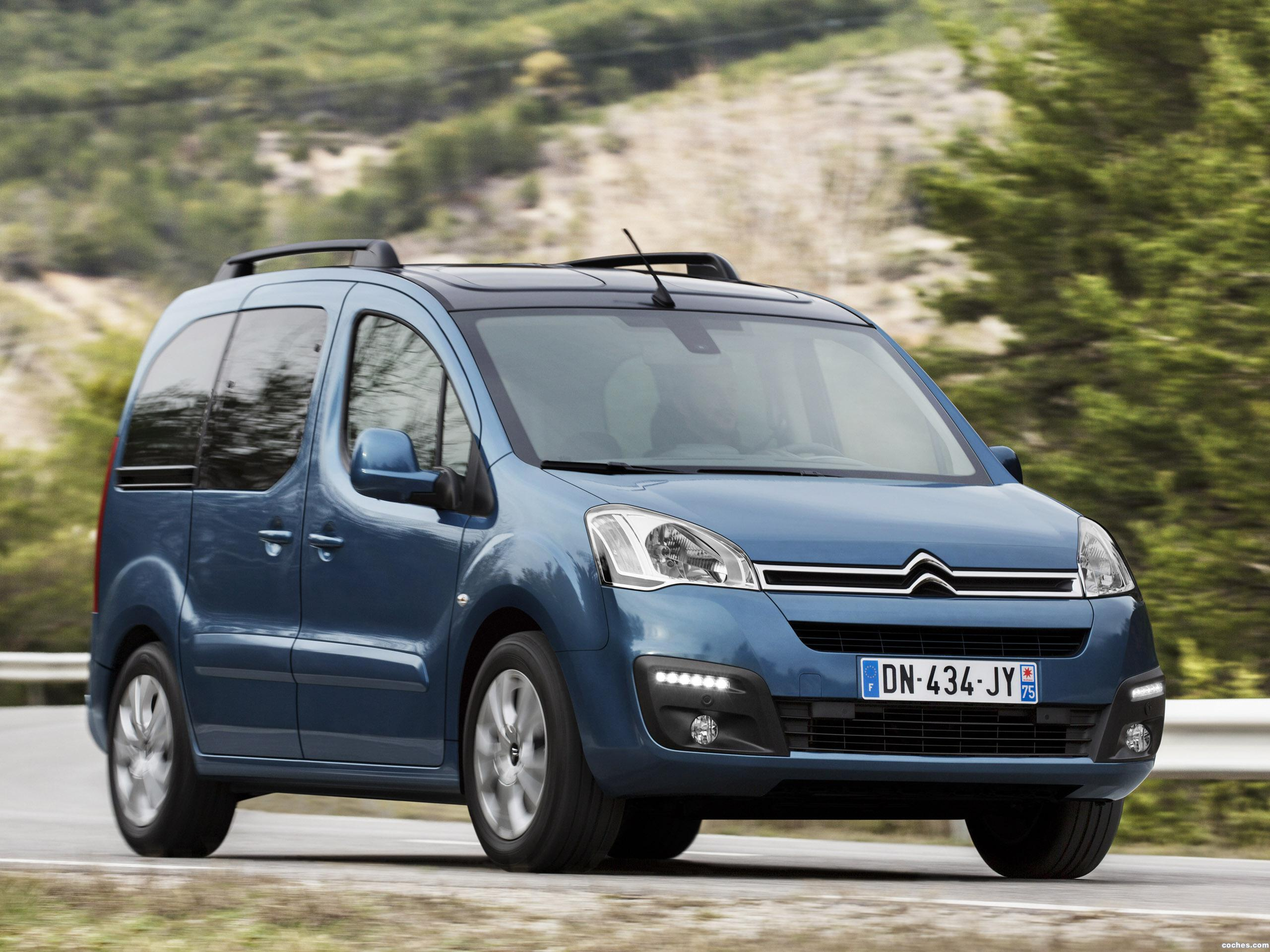 Foto 0 de Citroen Berlingo Multispace 2015