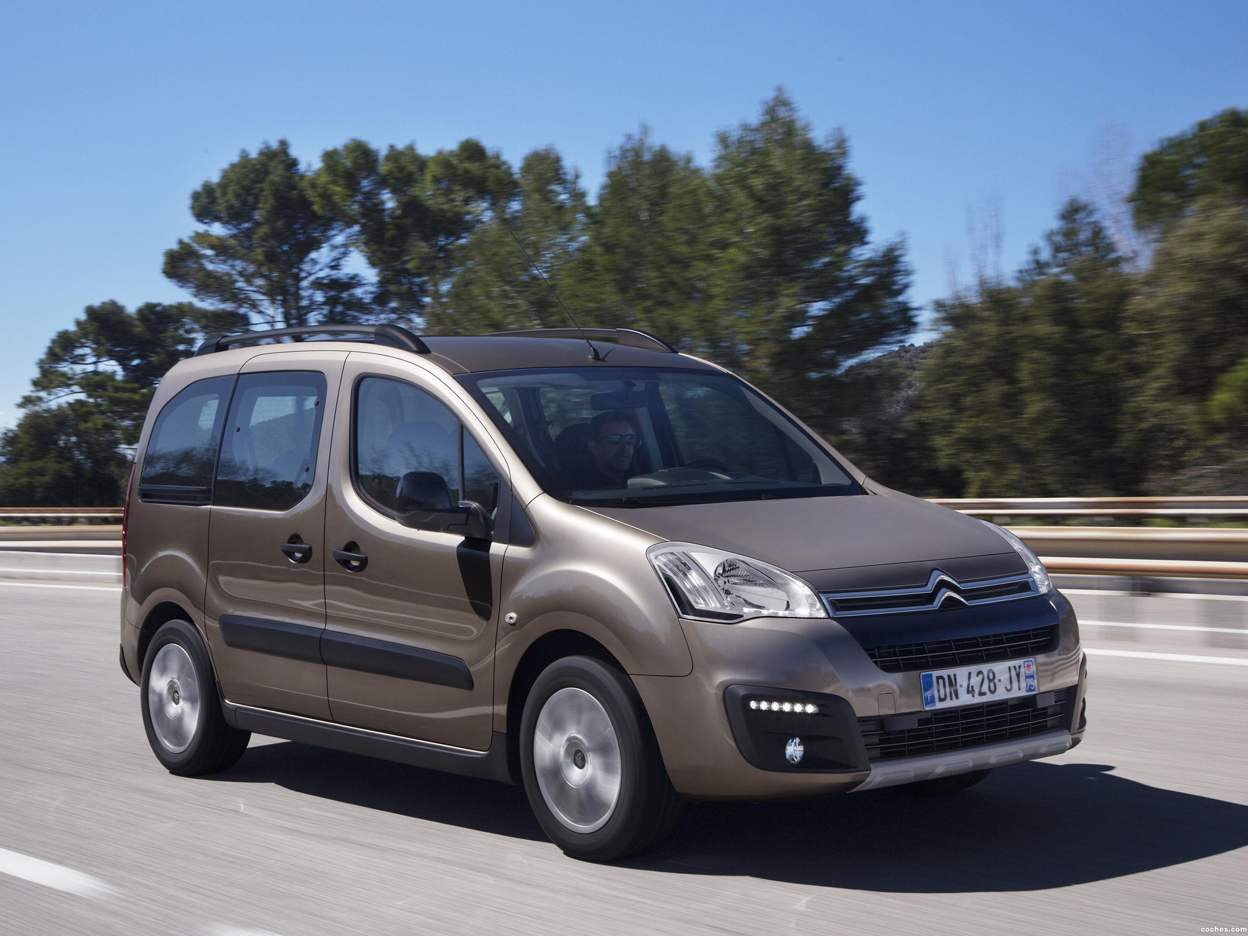 Foto 0 de Citroen Berlingo Multispace XTR 2015