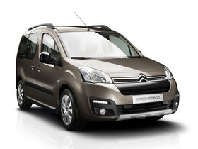 Ver foto 16 de Citroen Berlingo Multispace XTR 2015