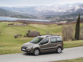 Ver foto 14 de Citroen Berlingo Multispace XTR 2015