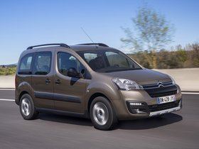 Ver foto 12 de Citroen Berlingo Multispace XTR 2015