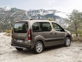 Ver foto 9 de Citroen Berlingo Multispace XTR 2015