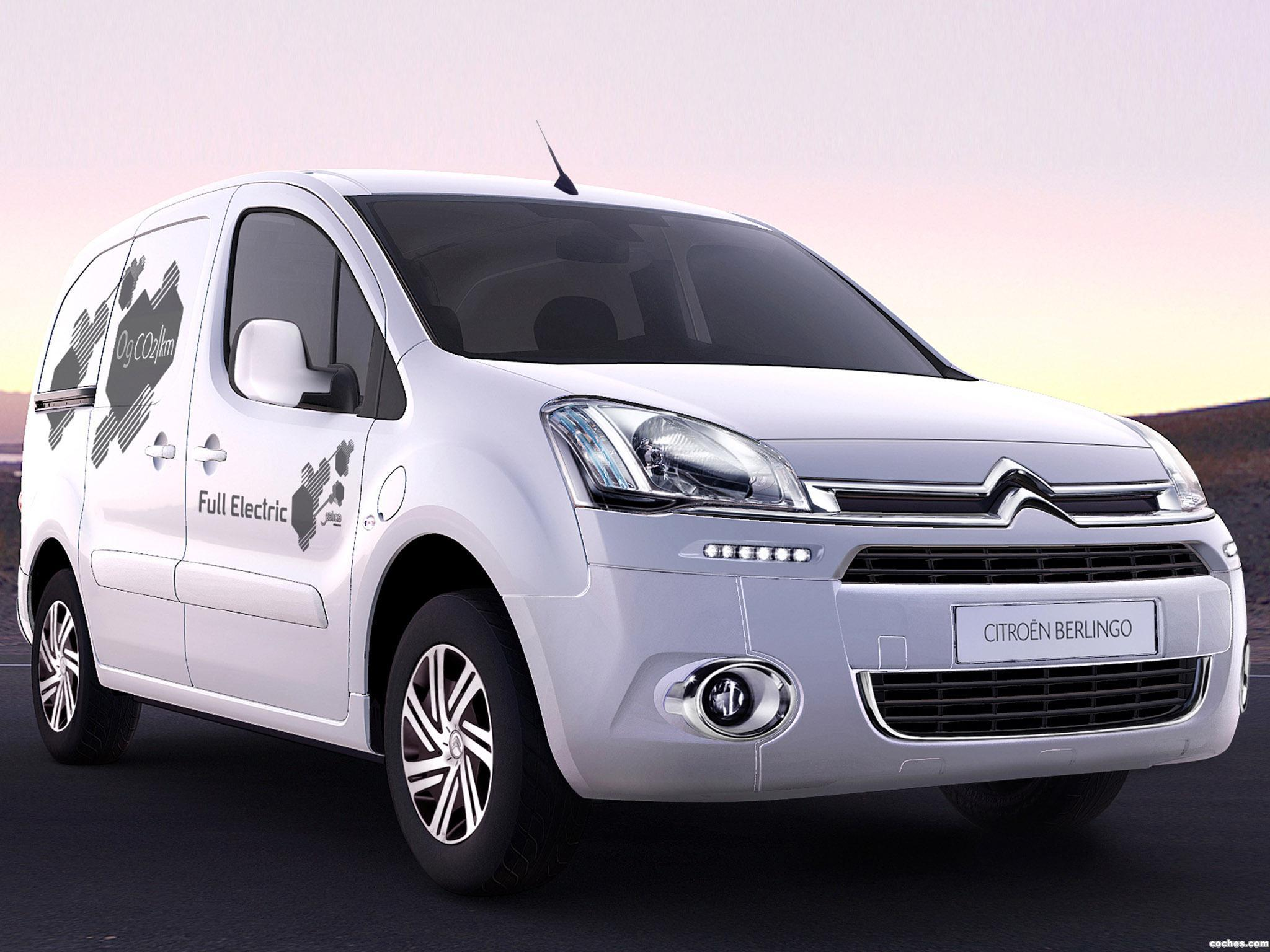 Foto 0 de Citroen Berlingo Van Full Electric 2013