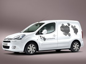 Ver foto 2 de Citroen Berlingo Van Full Electric 2013