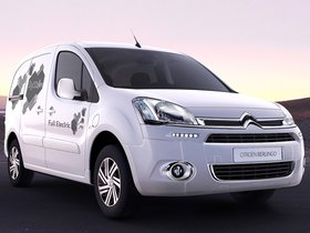 Ver foto 1 de Citroen Berlingo Van Full Electric 2013
