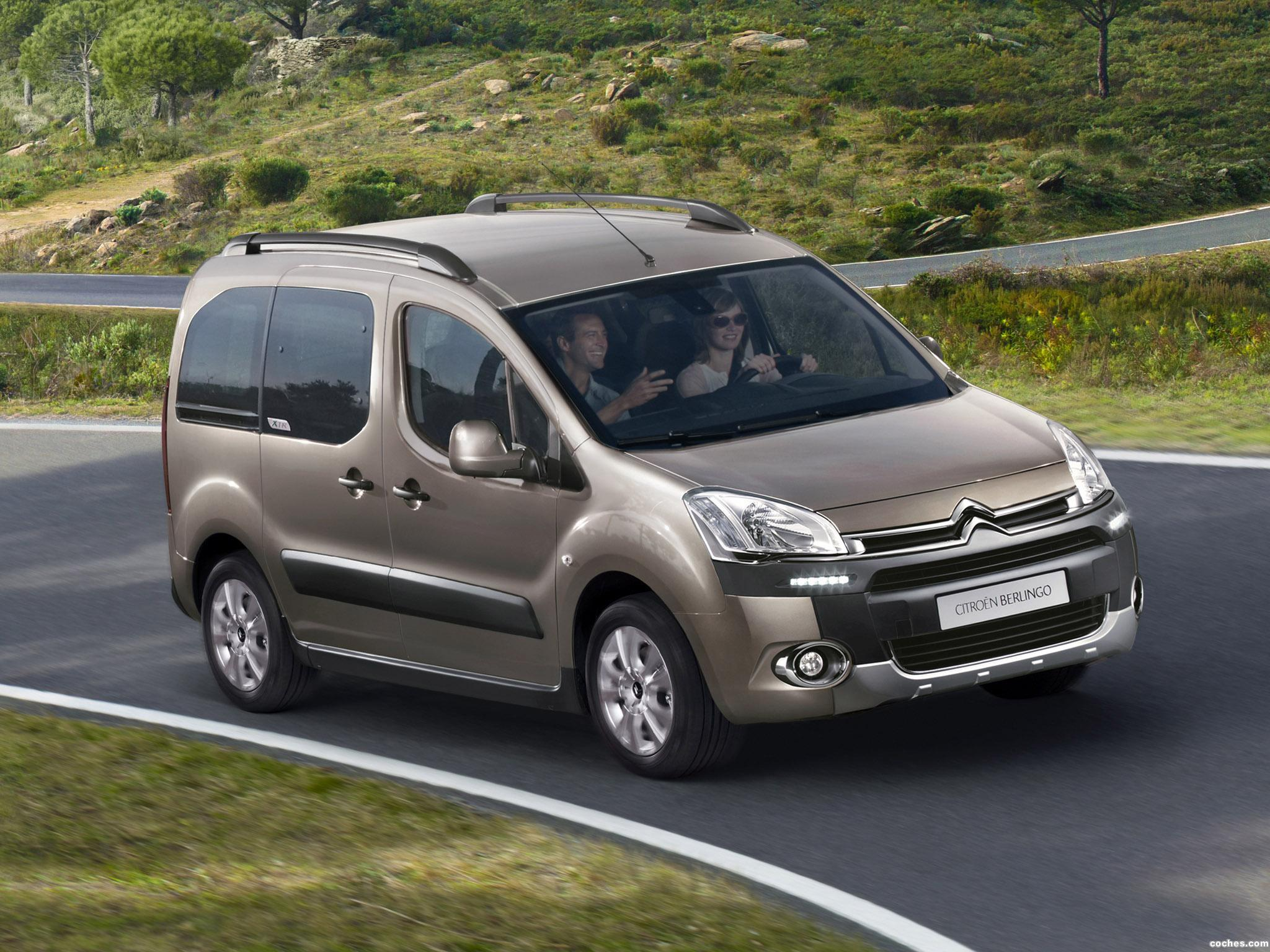 Foto 0 de Citroen Berlingo XTR Multispace 2012
